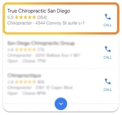 chiropractic reviews